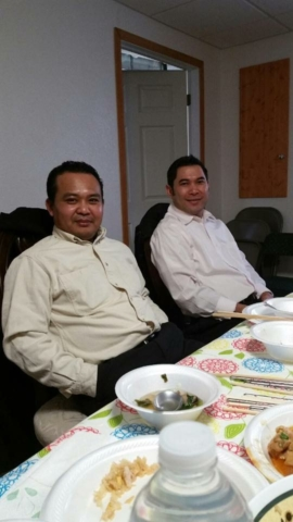 khmer krom association monthly meeting