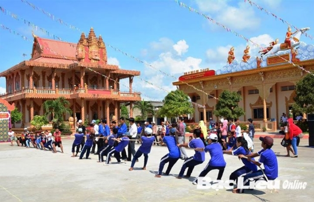 khmer krom association traditional sports