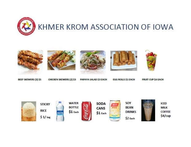 khmer krom association food vending